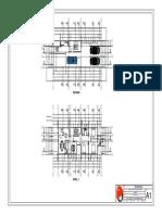 Arquitectura - Sotano y Nivel 1