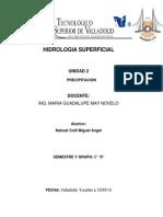 RESUMEN UNIDAD 2 HIDROLOGIA.docx