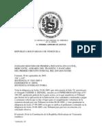 Republica Bolivariana de Venezuela Tutela Judicial de Jusicia Dr Eduardo Cabrera