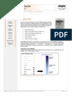 Alkaline Manganese Dioxide manual