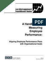 Handbook Performance