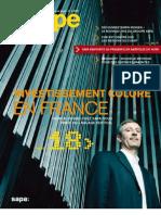 Sapa Group - Shape Magazine France 2009 # 2 - Aluminium