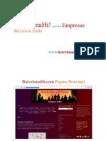 BarcelonaHi Para Las Empresas
