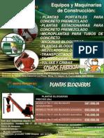 Catálogo de Maquinarias Tecnometal.pptx
