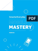 Mobile Mastery by Nokia