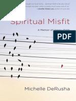 Spiritual Misfit by Michelle DeRusha (First Look)