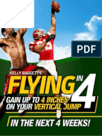 Flying in 4