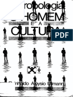 ULLMANN - Antropologia - o Homem e a Cultura
