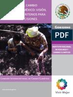 Adaptación Al Cambio Climatico en México