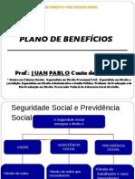 Slides AULA - Plano de Benefícios RGPS - Pós OAB