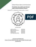 Contoh Kasus Distribusi Poisson Dalam Jurnal Internasional
