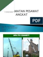 Presentation Tugas Crane