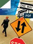 2011 Global Auto Executive Survey - Report