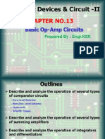 Chapter 13 (Electronic Devices and Circuits-II)