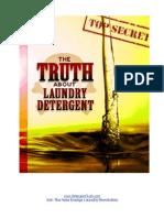 Detergent Truth