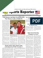 October 21, 2009 Sports Reporter