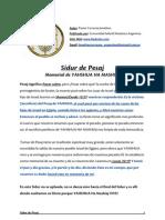 Sidur - Orden de Pesaj