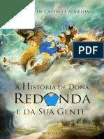 A História de Dona Redonda e Da Sua Gente - Vol. 1 - Virgínia de Castro e Almeida