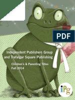 IPG and Trafalgar Square Publishing Fall 2014 Children's Books