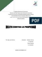 Delitos Contra La Propieda1