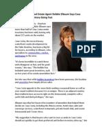 Boynton Beach Real Estate Agent Debbie Elbaum Says Casa Costa Condo Inventory Going Fast