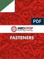 MRO Stop Industrial Fastener Catalog