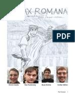 Pax Romana Design Document Final