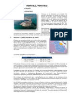 Secretaría de Marina - Información Del Puerto de Veracruz