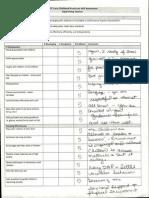 skill assessment - supervising teacher
