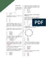 Diagonais e Soma de Angulos