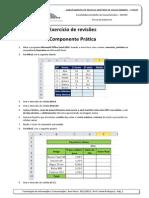 Exercícios Revisões Excel