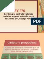 Presentac LEY 779