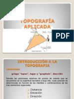 Introducción a La Topografia