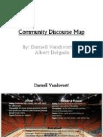 community discourse map