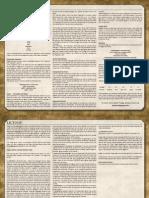 Fudge One Page