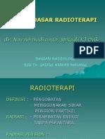 Dasar-dasar Radioterapi Psik2006