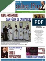 Amigos de Padre Pio - Marzo 2014