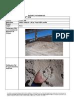 Reporte fotografico Caliza para cal y de la Zona PHB, Arcilla.pdf