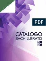 Catalogo Bachillerato - Mc Graw Hill