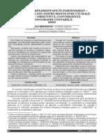 Monografie Contabila - Proiecte Fonduri Ue