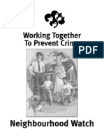WPS Crime Prevention Book