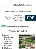 Clean Rivers, Clean Lake --Tracking the Value of Green Infrastructure
