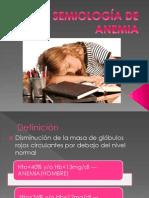 Semiología de Anemia