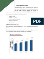 El Sector Industrial Del Ecuador