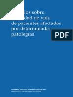 Estudios Calidad Vida Pacientes