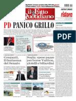 Il Fatto Quotidiano - 14.05.2014