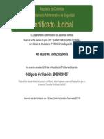 Certifica Do Judicial 206958201867