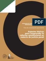 Aspectos Basico Para Comprender La Reforma Cndh