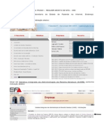 Manual Nota Fiscal Avulsa