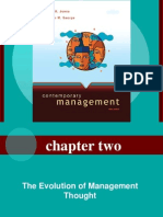 Chapter 02 The Evolution of Management thought